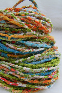 FABRIC YARN ROPE