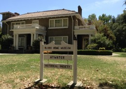 Bloss House Atwater, CA