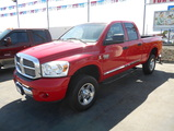 SMILEY DODGE RAM 2500 QUAD CAB LARAMIE PICKUP